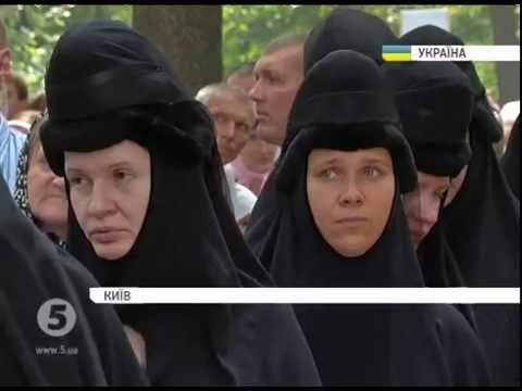Хресна хода у Києві пройшла спокійно і без провокацій
