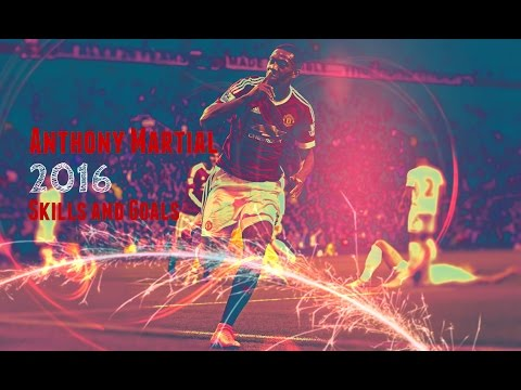 Anthony Martial|| Goals and Assists|| Ready for 2016/17 season