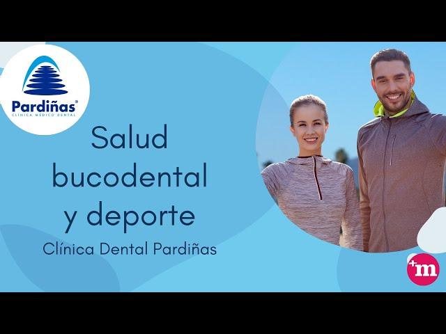 Salud bucodental y deporte - Clínica Dental Pardiñas
