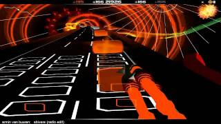 Audiosurf: Armin van Buuren - Shivers (Radio Edit)
