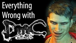 Everything Wrong with DmC: Devil May Cry