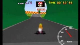 "MK64 - former world record tie on Mario Raceway - 1'27""81** (1'13""03)"
