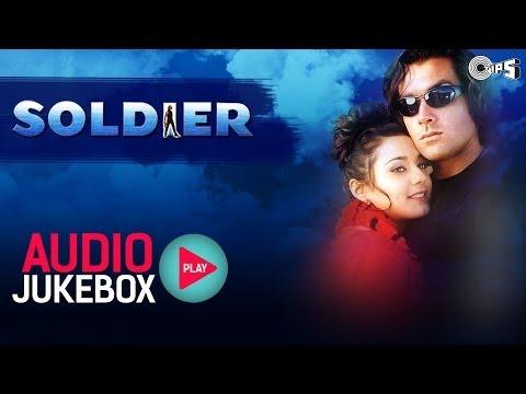 Soldier Jukebox - Full Album Songs - Bobby Deol, Preity Zinta, Anu Malik