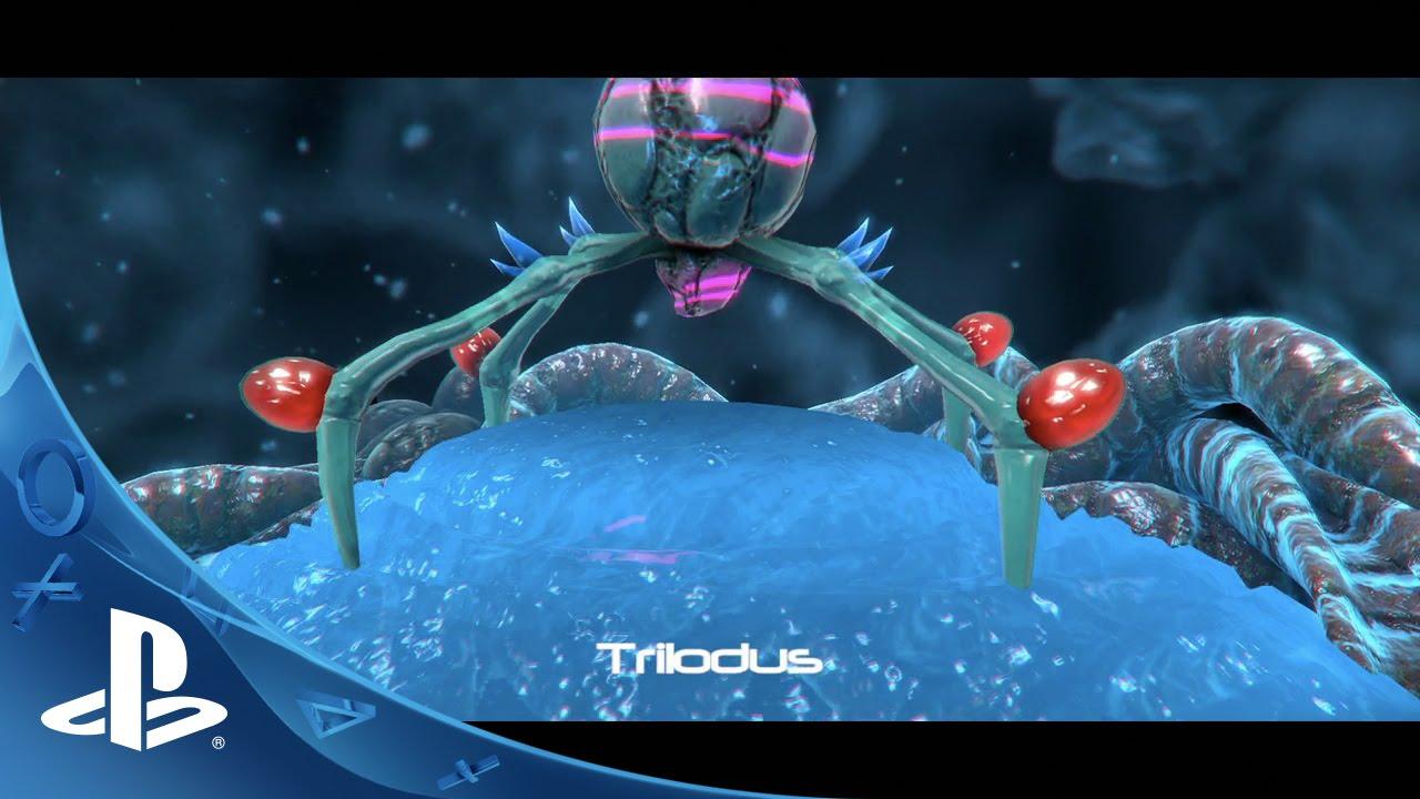 Nano Assault NEO-X Hitting PS4 on November 11th