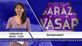 TV Budakalász / Kultúrkörkép / 2019.02.07.