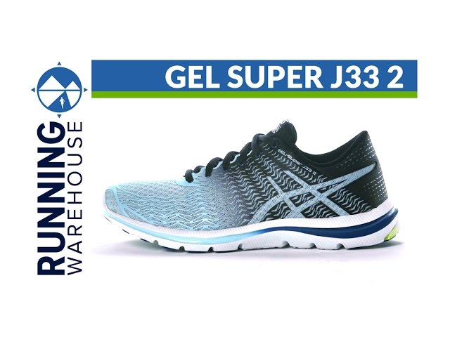 asics gel super j33