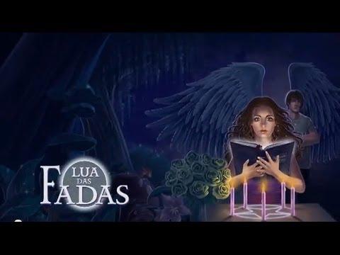 Trailer do livro Lua das Fadas
