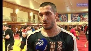 На сборы по MMA в Дагестан съехались около 100 бойцов из 15 регионов России