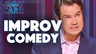 Improvised Comedy | Jimmy Carr: In Concert
