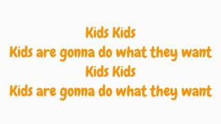 Mikky Ekko- Kids Lyric Video