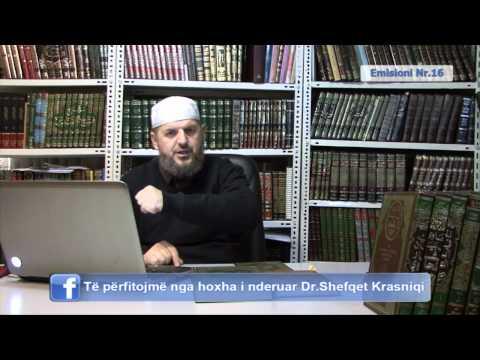 Nr.12 Pyetje dhe Përgjigje në Facebook - Dr. Shefqet Krasniqi