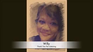 Willy (Baritone Ukulele Interpretation) A Joni Mitchell song