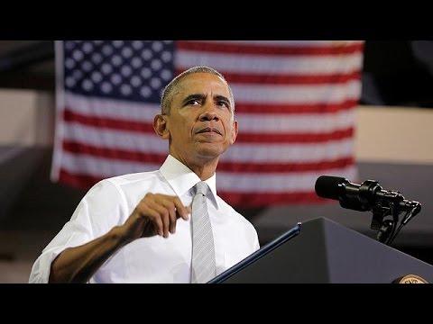 ΗΠΑ: Μόνιμη παρουσία Ομπάμα στην τελική ευθεία για τις κάλπες – world