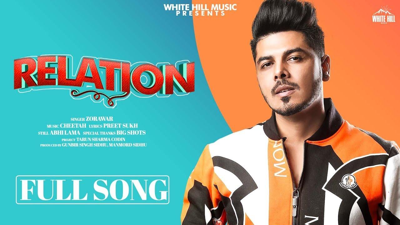 Relation Lyrics | Zorawar - #LyricsBEAT