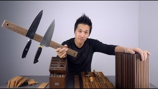 Top 5 Knife Storage Solutions - Best of 2018
