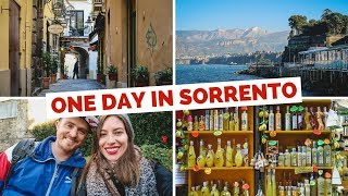 Day Trip to Sorrento, Italy Travel Guide