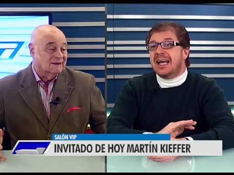 Entrevista con Martín Kieffer