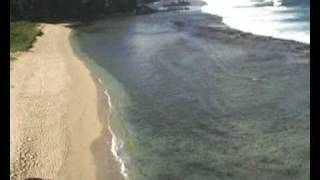 preview picture of video 'Mauritius (Ile Maurice) - Gris Gris Beach'