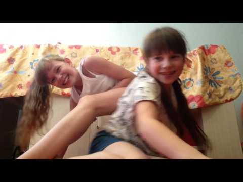 Йога челлендж|Ржали как кони😂😂😂