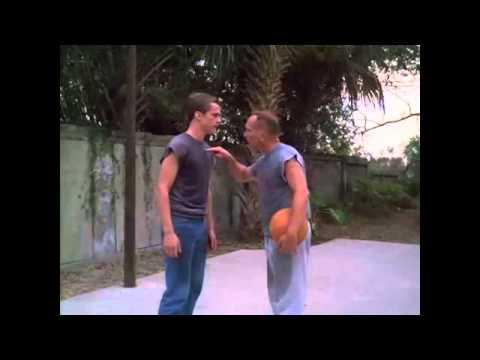 The Great Santini The Basketball Scene