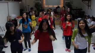 YWAP - Pasko Sa Pinas (DANCE)
