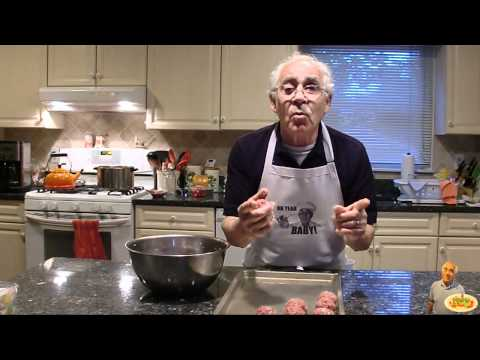 Meatball Recipe – Chef Pasquale
