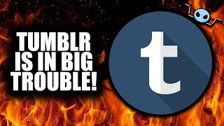 Gambar cover Tumblr pulls NSFW content after CP is discovered