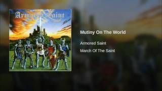 Mutiny On The World