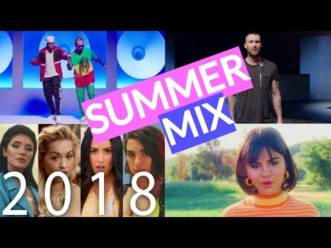 Best Summer Music Mashup 2018 - Best Of Popular Songs