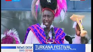 DP William Ruto shows his biblical prowess; quotes Psalms 133:1 in his message of peace