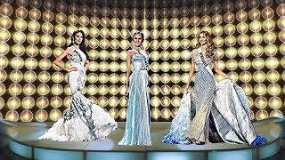 Top 3 Unlucky Girls In Miss Universe