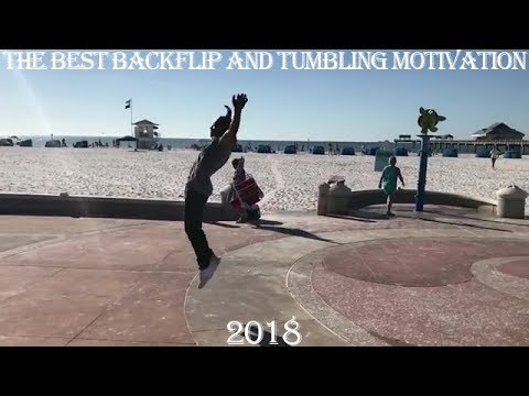 Download The BEST Backflip and TUMBLING MOTIVATION 2018 HD Mp4 3GP Video and MP3