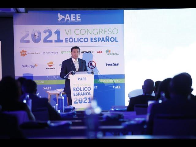 Los mejores momentos del VI Congreso Eólico Español - 16 y 17 junio 2021
