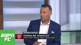 Breaking down Chelsea's 3-2 win over Arsenal [Analysis] | ESPN FC - Video Youtube