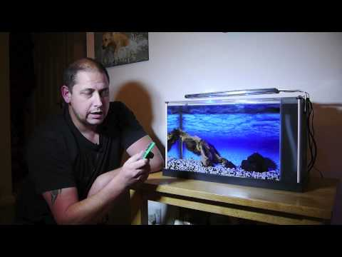 Fluval Spec V Fish Tank review by GRVO TV