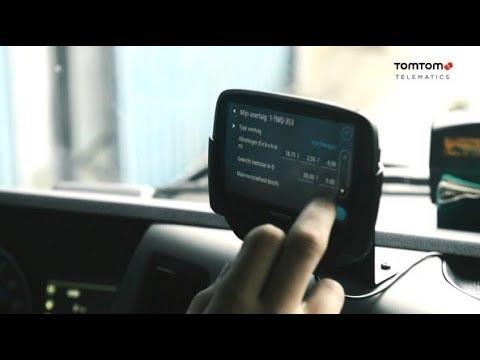 TRANSPORT.TV.ONLINE: Euro Gijbels connecte les smartphones de ses chauffeurs à TomTom Webfleet