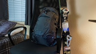 OSPREY TALON 22 THE PERFECT BACKPACK FOR WINTER ADVENTURE