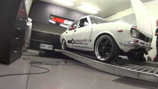 Unigroup Dyno Session – SDR RX2