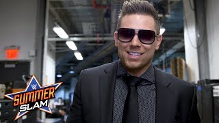 The Miz says Daniel Bryan's career hangs in the balance at SummerSlam: Exclusive, Aug. 19, 2018