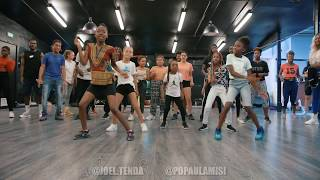 #DJARAFAT Workshop Afrodance – Choreo by Joel Tenda & Popaul – DJ ARAFAT Rest in Peace