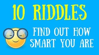 Most difficult riddles to blow your mind away