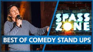 Spasszone - Die besten Comedy Stand Ups | MDR SPASSZONE