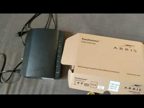 Arris  modem review