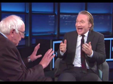Bill Maher & Bernie Sanders Explain 'Socialism' To America