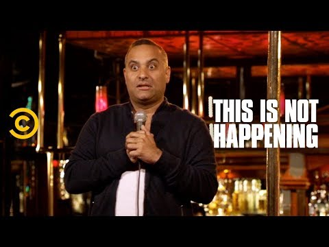 Russell Peters o Saúdské Arábii - Stand-up