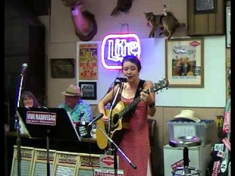 """I'm Not Gonna Do It"" by Kristin Larkin on the Viva! NashVegas Radio Show 7/14/2012"