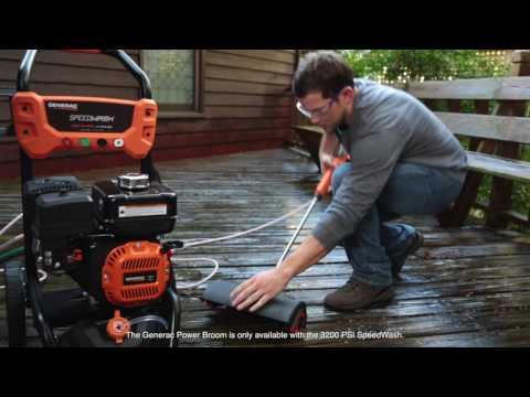 2020 Generac Pressure Washer Speedwash 3200 psi in Prairie Du Chien, Wisconsin - Video 1