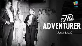 The Adventurer (1917) Charlie Chaplin | Silent Comedy Film | Edna Purviance, Eric Campbell