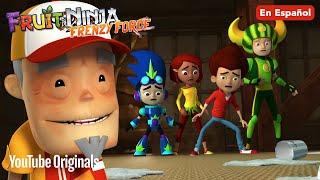 Limoneando al enemigo - Fruit Ninja Frenzy Force (Ep. 9)