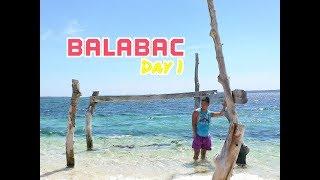 preview picture of video 'VLOG #28: Balabac Day 1| Patunggong Island, Patawan Island and Candaraman Island'
